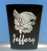 Eagle Shot Glasses personalized with Name