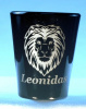 Lion Personalized Shot Glass