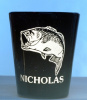 Sea Life Personalized Shot Glass engraved with Name