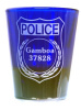 Police Badge Personalized Shot Glass with Name